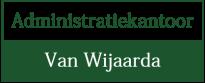 Administratiekantoor van Wijaarda